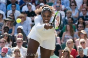 Mcc0082379 © Eddie Mulholland Wimbledon 2018 . Centre Court Serena Williams